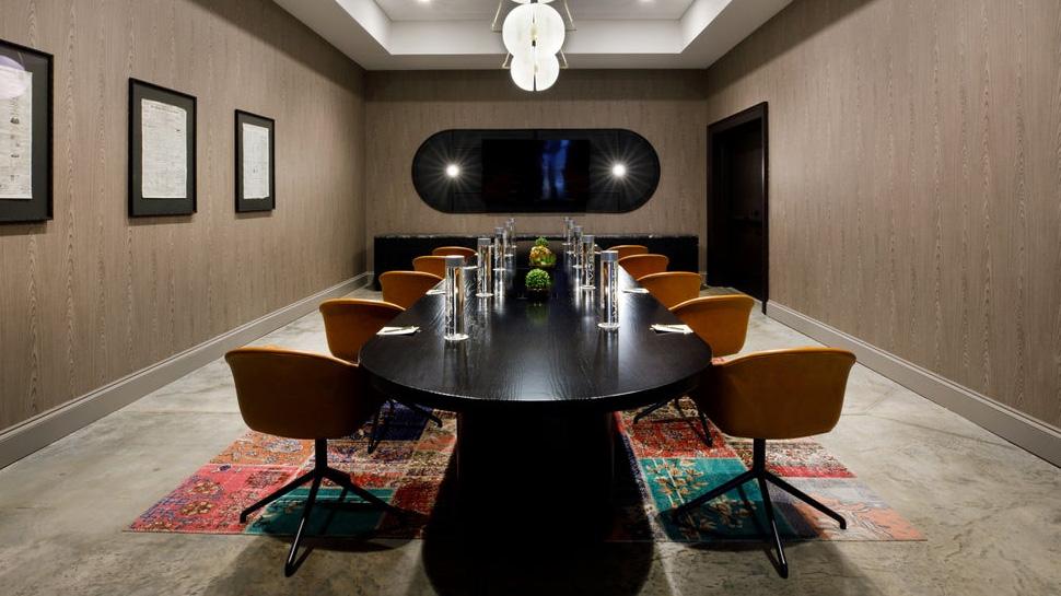 Colonel's Boardroom at Cyrus Hotel - Tribute Portfolio, Kansas