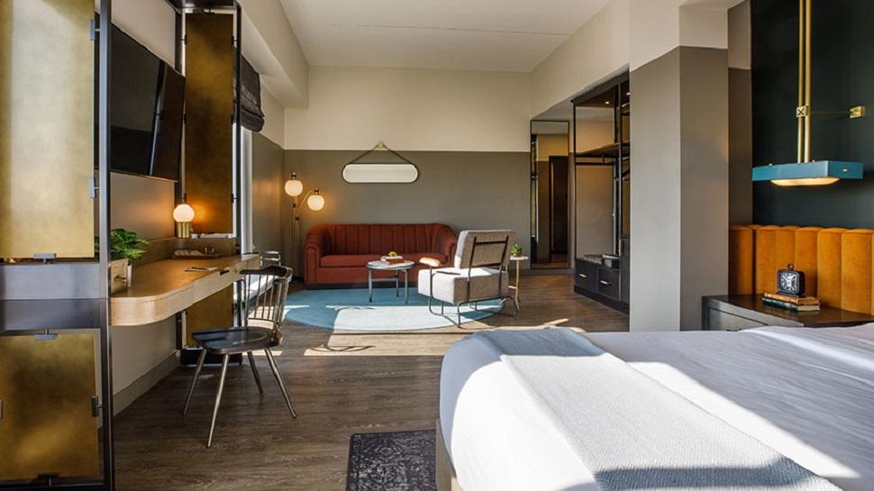 Cyrus Hotel - Tribute Portfolio, Kansas King Suite