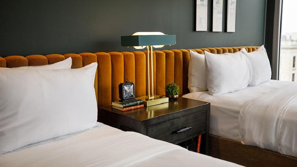 Loft Queen Suite at Cyrus Hotel - Tribute Portfolio, Kansas