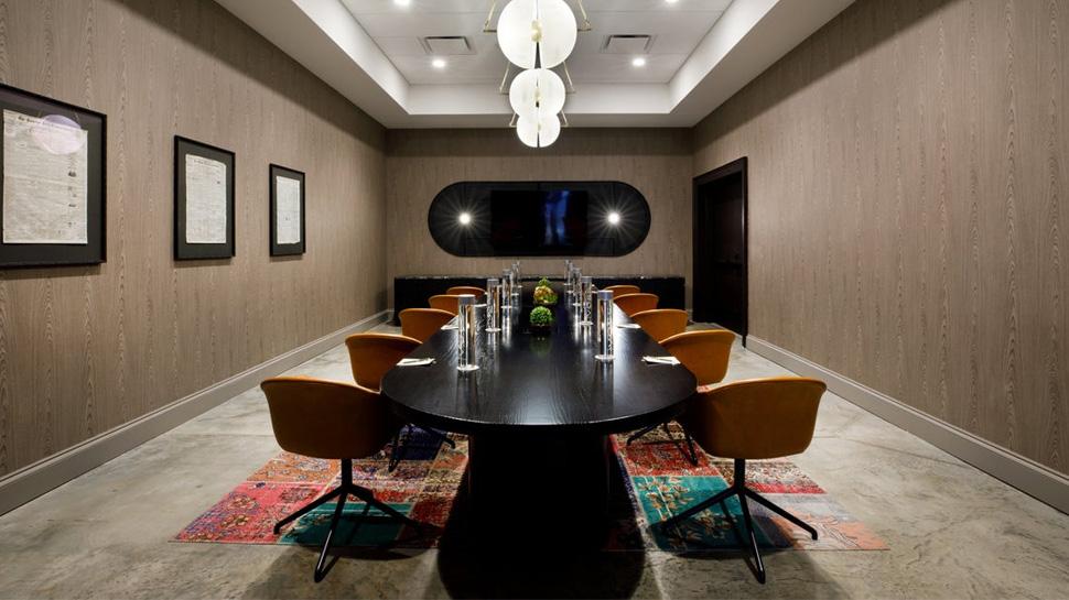 Meeting at Cyrus Hotel - Tribute Portfolio, Kansas