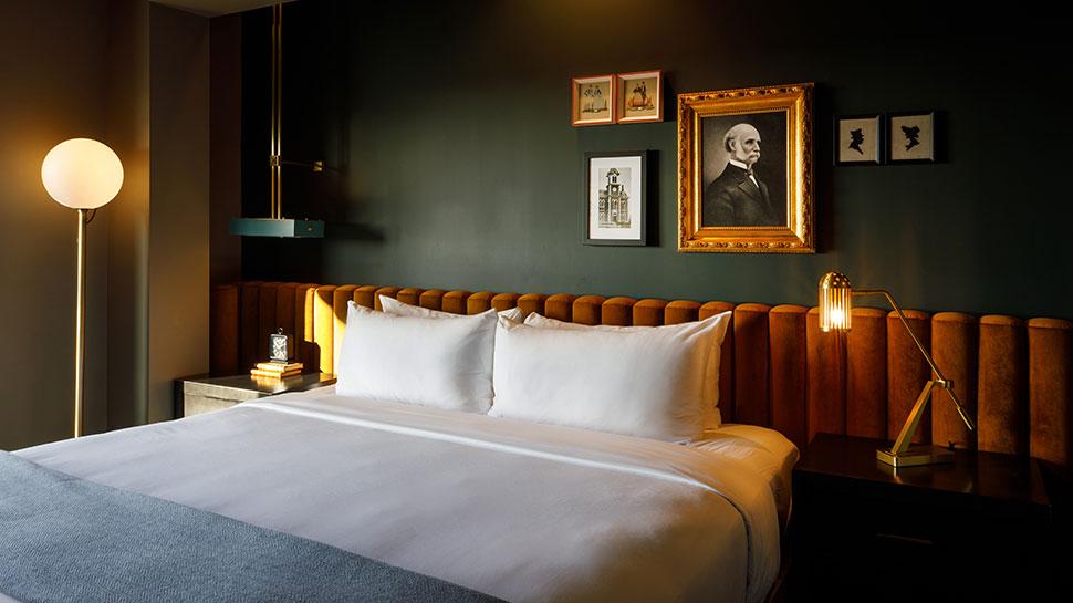 Rooms of Cyrus Hotel - Tribute Portfolio, Kansas
